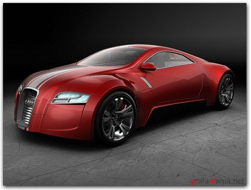 3D Wallpapers Of Cars