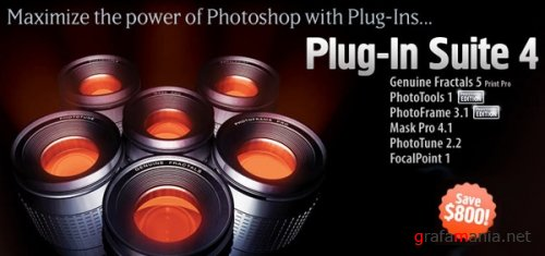 All onOne Photoshop Plugins