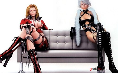 Games Girls Wallpapers