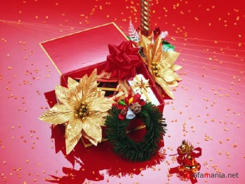 Christmas Decoration Wallpapers