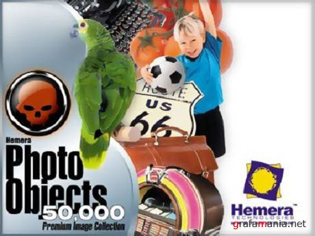 Hemera Photo Objects (50 000)