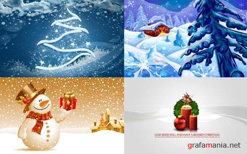 140 Christmas HD Wallpapers