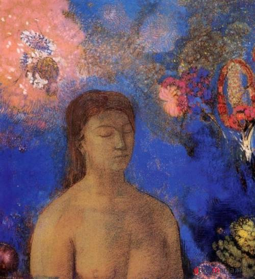 Odilon Redon, French Symbolist Painter (1840-1916)