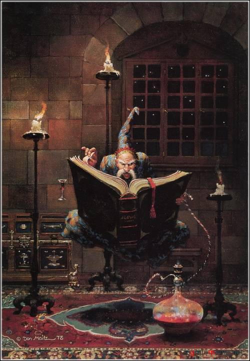Don Maitz fantasy pictures