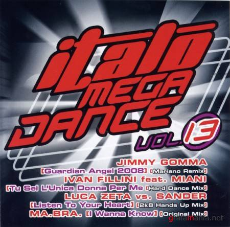 Italo Mega Dance vol. 13 (2009)