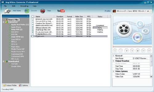 Any Video Converter 2.7.0