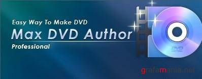 Max DVD Author 3.2