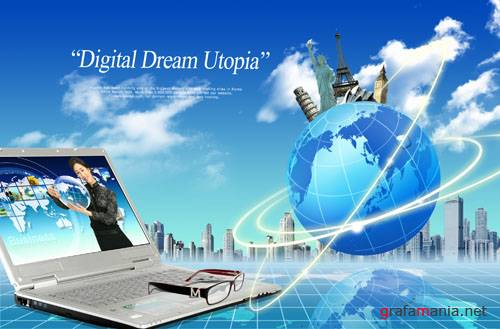 Digital Dream Utopia 2
