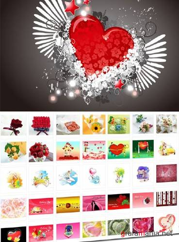 Beautiful wallpapers for Valentine's Day