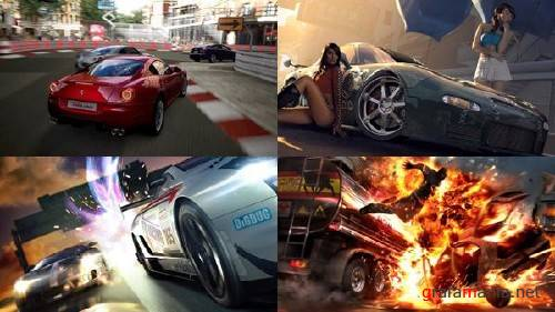 Super Cars Games Wallpapers