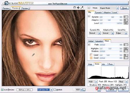 ContrastMaster v1.02 Retail for Adobe Photoshop