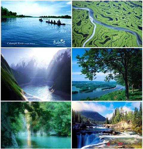 70 Beautiful Wallpapers Rivers