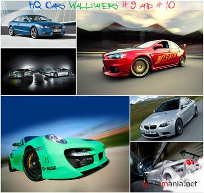 150 HQ Cars Wallpapers #9 & 10
