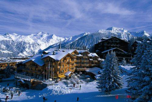 Courchevel France Photo