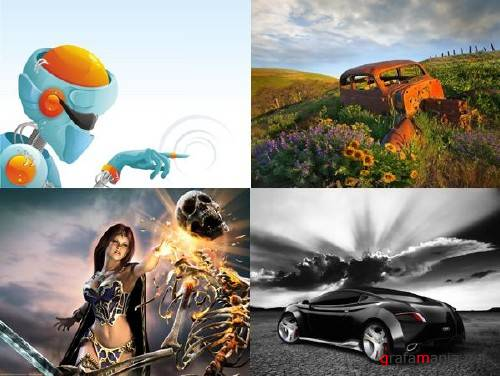 The Best Wallpapers pack №21