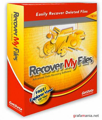 GetData Recover My Files 3.9.8.5837 RUS