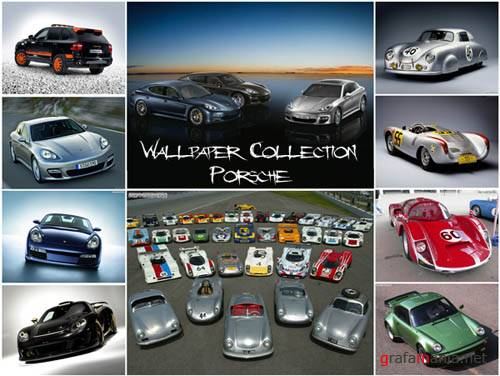 Wallpapers collection - Cars Porsche