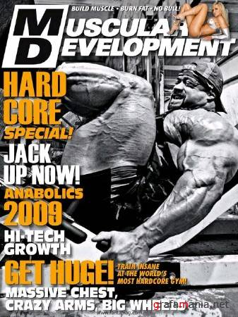 Muscular Development February 2009 USA