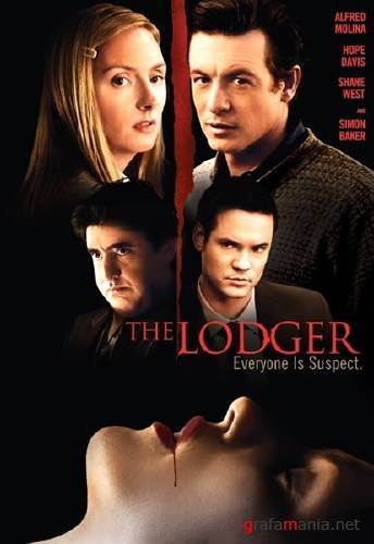 Жилец / The Lodger (2008) DVDRip