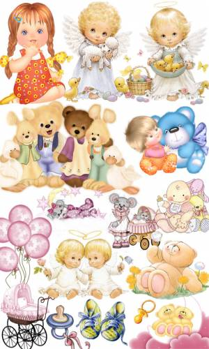 Children's clipart