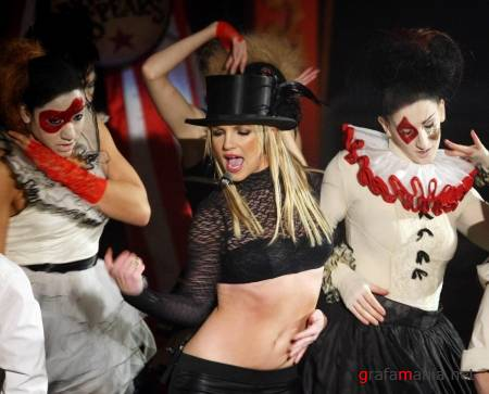Britney Spears - CIRCUS (remixes) 2009