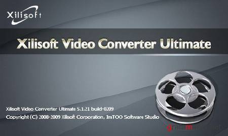 Xilisoft Video Converter Ultimate 5.1.21.0209