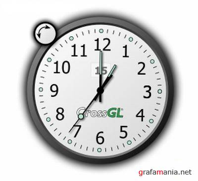 CrossGL Surface Clock 1.00