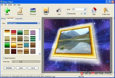 Portable AMS Photo Effects 1.77