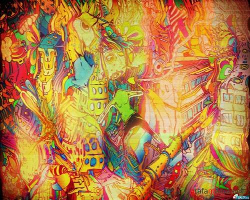 Art abstract wallpapers #1