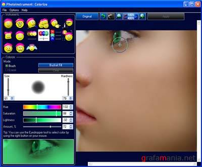 PhotoInstrument 2.0 Build 177