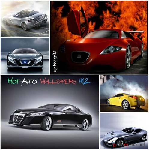Hot Auto Wallpapers #12