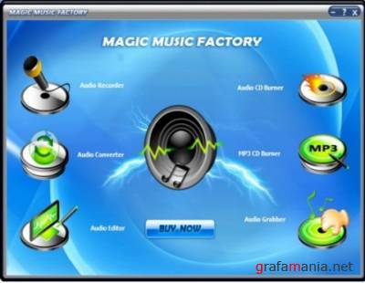 Magic Music Factory 7.0.2.1 Portable