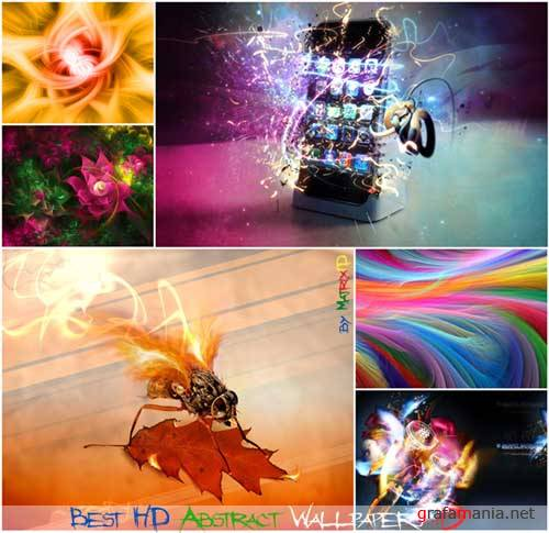Best HD Abstract Wallpapers #3