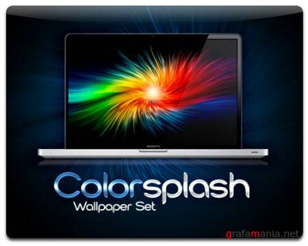 Colorsplash Wallpaper