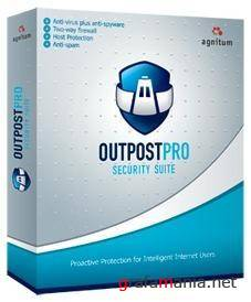 Outpost Security Suite Pro 2009 Build 6.5.3 Final