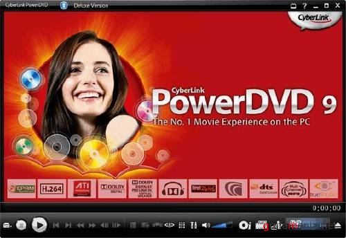 Portable CyberLink PowerDVD 9 Deluxe v9.0.1501