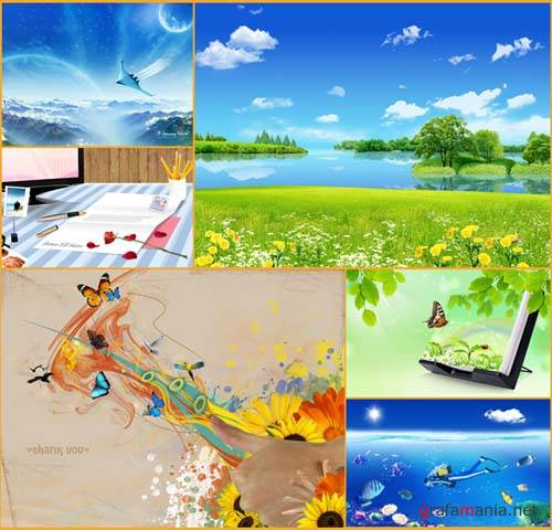 Photoshop Wallpapers