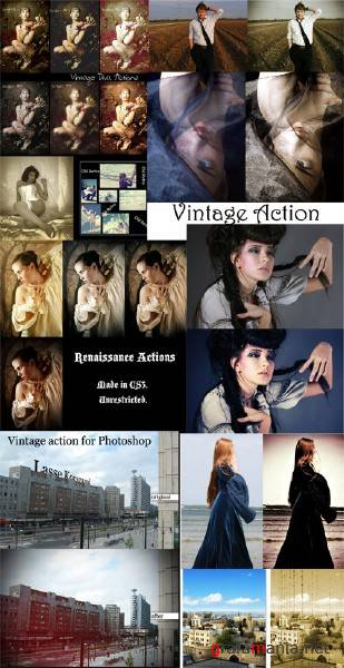 VINTAGE ACTIONS - ������ �������