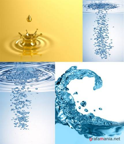 Water mini clipart