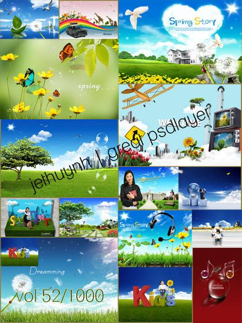 jethuynh - Great Psdlayer collection vol 52/1000