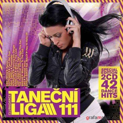 Tanecni Liga Vol 111 (2CD) (2009)