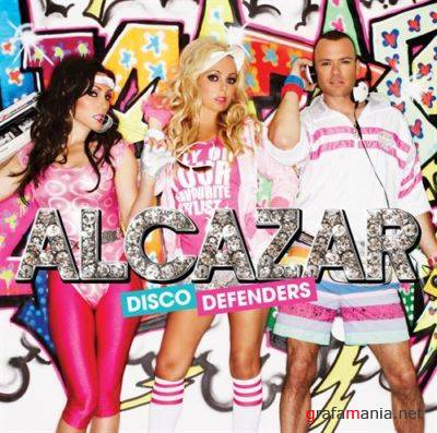 Alcazar-Disco Defenders (2CD) (2009)