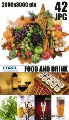 Corel Extra Food and Drink