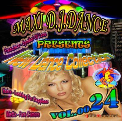 MAXI D.J. DANCE VOL.0024 (New Dance)