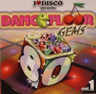 I Love Disco Dancefloor Gems Vol.01