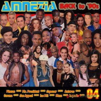 Amnezia Back To ?90s vol. 04 (2009)