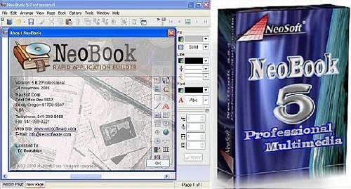 NeoBook Professional 5.6.2 Portable