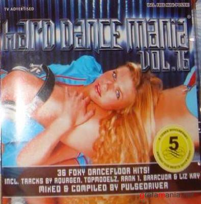 Hard Dance Mania 16 (2CD) (2009)