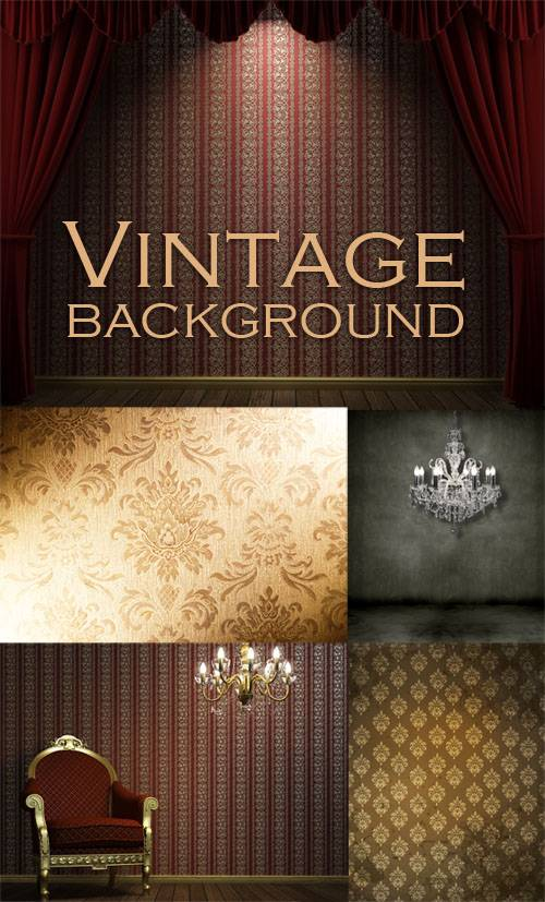Awesome SS - Vintage background