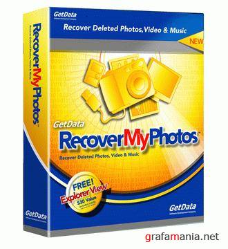 GetData Recover My Photos 3.72.720 (2009/ENG/x86)